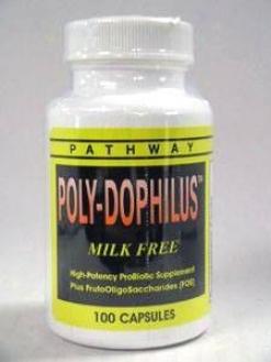 Pathway's Poly-dophilus 100 Caps