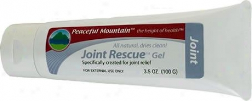 Peaceful Mountain's Joint Rescue Gel 3.5oz