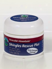 Peaceful Mountain's Shingles Rescue Plus 1.4oz