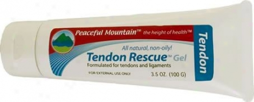 Peaceful Moyntain's Tendon Rescue Plus 3.5oz