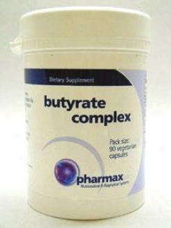 Pharmax Butyrate Complicated 90 Caps