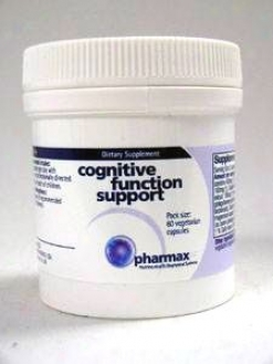 Pharmax Cognitive Function Sjpport 60 Caps