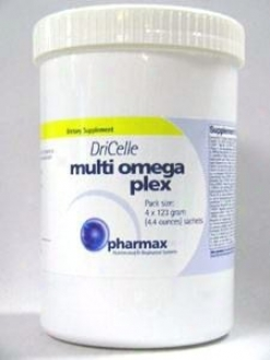 Pharmax Dricelle Multi Omega Plex 4 Pkts
