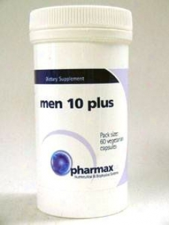 Pharmax Men 10 Plus 60 Caps