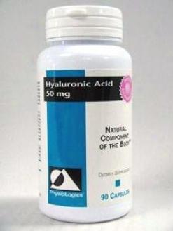 Physiologic's Hyaluronic Acid 50 Mg 50 Mg 90 Cwps