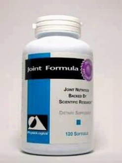 Physiologic's Joint Formula 120 Gels