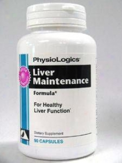 Physiologic's Liver Maintenance Formula 90 Caps