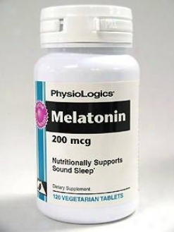 Physilogic's Melatonin 3 Mg 120 Vtabs