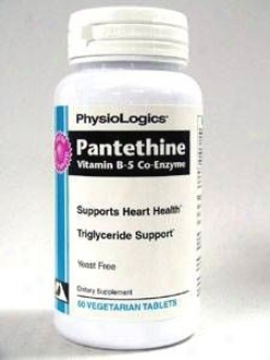 Physiologic's Pantethine 60 Tabs