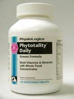 Physiologic's Phytotality Daily 120 Tabs