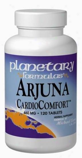 Planetary Formulas Arjuna Cardiocomfort 60tabs