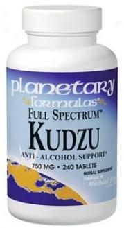 Planetary Formulas Full Spectrum Kudzu 120tabs