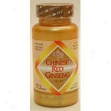 Prince Of Peace Chin Red Ginseng 50 Cap