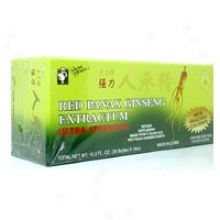 Prince Of Peace Red Panax Ginseng Etractum 30x10cc