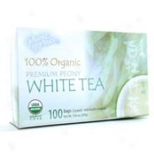 Prince Of Peace Tea Og Peony White 100 Bags