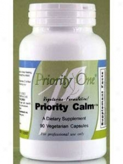 Priority One Vitamin's Calm Priority 90 Acme