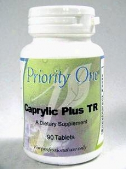 Priority One Vitamni's Caprylic Plus Tr 90 Tab