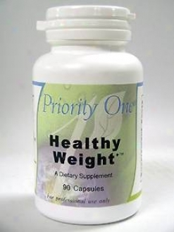 Priority One Vitamin's Healthy Weight 90 Caps