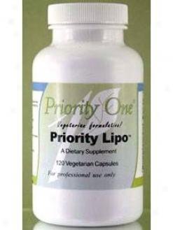 Antecedence One Vitamin's Lipo 120 Cap