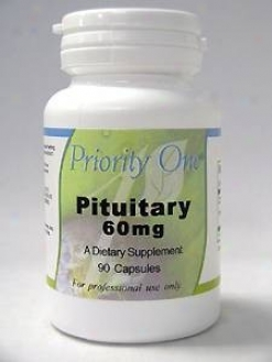 Priority One Vitamin's Pituitary 60 Mg 90 Caps