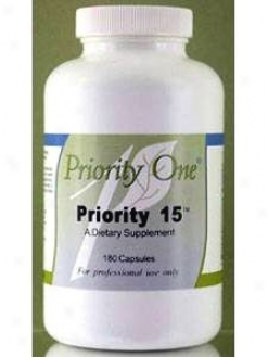 Priority One Vitamin's Priority 15 90 Acme