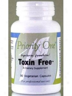 Priority One Vitamin's Toxin Free 90 Cap