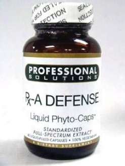 Professional Solution's Rx-a Defense 40 Lvcaps