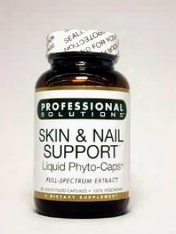 Professional Solution's Skin & Nail Support 60 Lvcaps