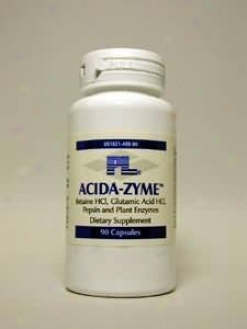 Progressive Labs Acida-zyme 90caps