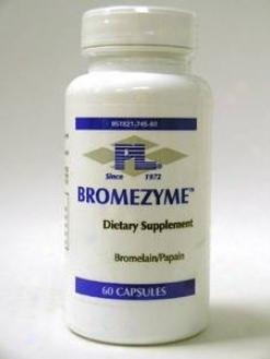 ProgressiveL ab's Bromezyme 60 Caps