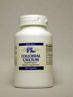 Progressive Labs Colloidal Calcium 120caps