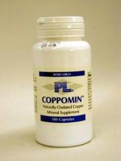 Progressive Labs Coppomin 100caps