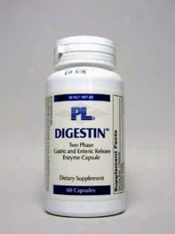 Progressive Lan's Digestin 60 Caps