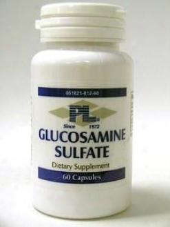 Progressive Lab's Glucosamine Sulfate 500 Mg 60 Caps