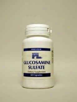 Progressive Labs Glucosamine Sulfate 500mg 60caps