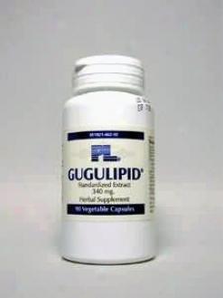 Progressive Lab's Gugulipid 340 Mg 90 Vcaps