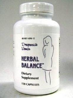 Progressive Labs Herbal Balance 120caps