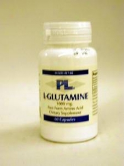 Progressive Lab L-glutamie 500mg 60caps
