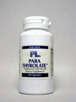 Progressive Lab'q Para Thyrolate 90 Caps