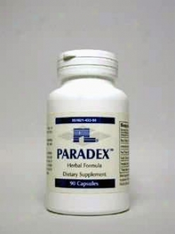 Progressive Lab's Paradex Herbal Formula 90 Caps