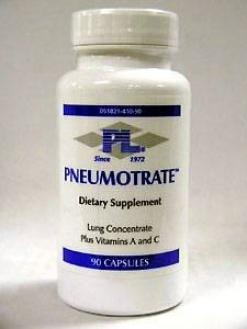 Progressive Lab's Pneumotrate 90 Gels