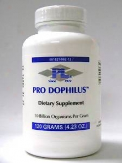 Improving Lab's Pro Dophilus Powder 120 Gms