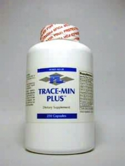 Progressive Lab's Trace Minerals Plus 250 Caps
