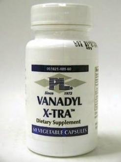Progressive Lab's Vanadyl X-tra 60 Vcaps