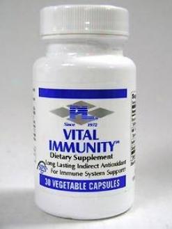 Progtessive Lab's Vital Immunit6 30 Vcaps