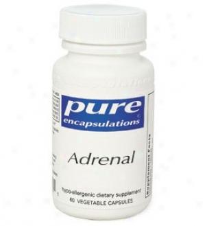 Pure Encap's Adrenal 60vcaps
