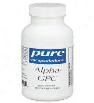 Pure Encap's Alpha-gpc 120vcaps