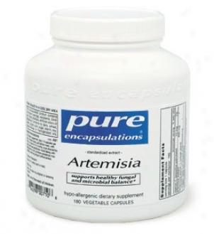 Pure Encap's Artemisia 400mg 90vcaps