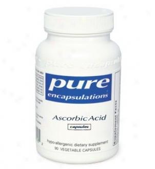 Pure Encap's Ascorbic Acid 1000mg 250vcaps