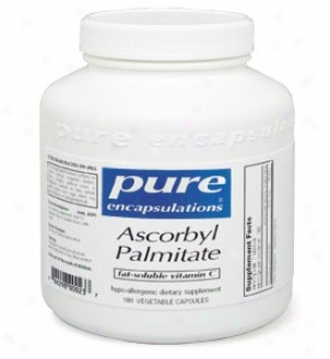 Pure Encap's Ascorbyl Palmitate 500mg 90vcaps